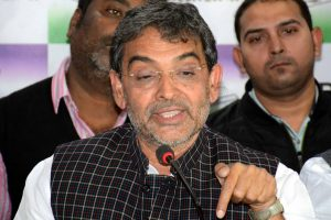Upendra Kushwaha slams BJP over Ram Mandir, silent on split