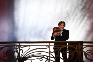 End of an era: Croatia's Luka Modric wins 2018 Ballon d'Or