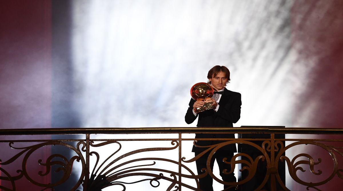 Luka Modric, Ballon d'Or, Ballon d'Or 2018, Lionel Messi, Cristiano Ronaldo