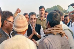 Former NDA ally chief Upendra Kushwaha joins Bihar grand alliance