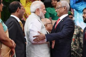 New Maldives president Ibrahim Mohamed Solih to begin India visit on Sunday