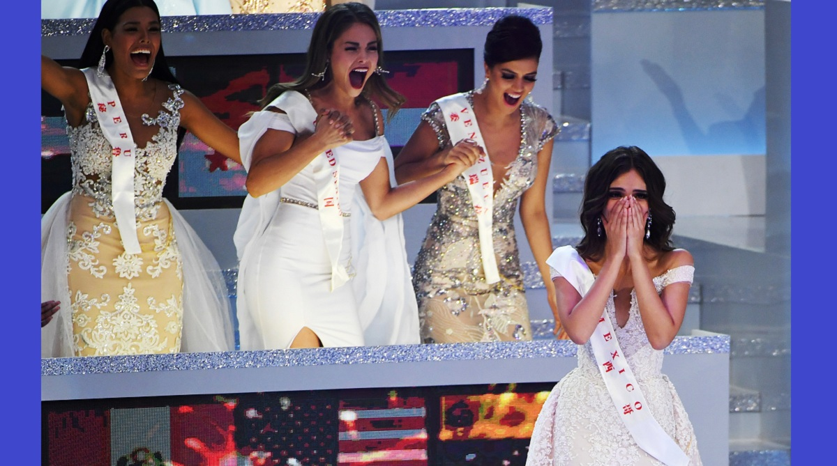 Miss World 2018: Vanessa Ponce De Leon of Mexico takes the crown