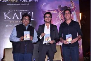 Ashwin Sanghi launches Satyayoddha Kalki, second book in the Kalki Trilogy