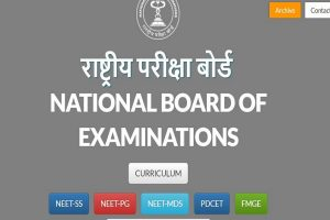 NEET PG 2019: Admit cards released on nbe.edu.in, direct link available here
