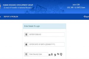 CSIR UGC NET 2018: Admit cards for NET December 2018 released, check now at csirhrdg.res.in