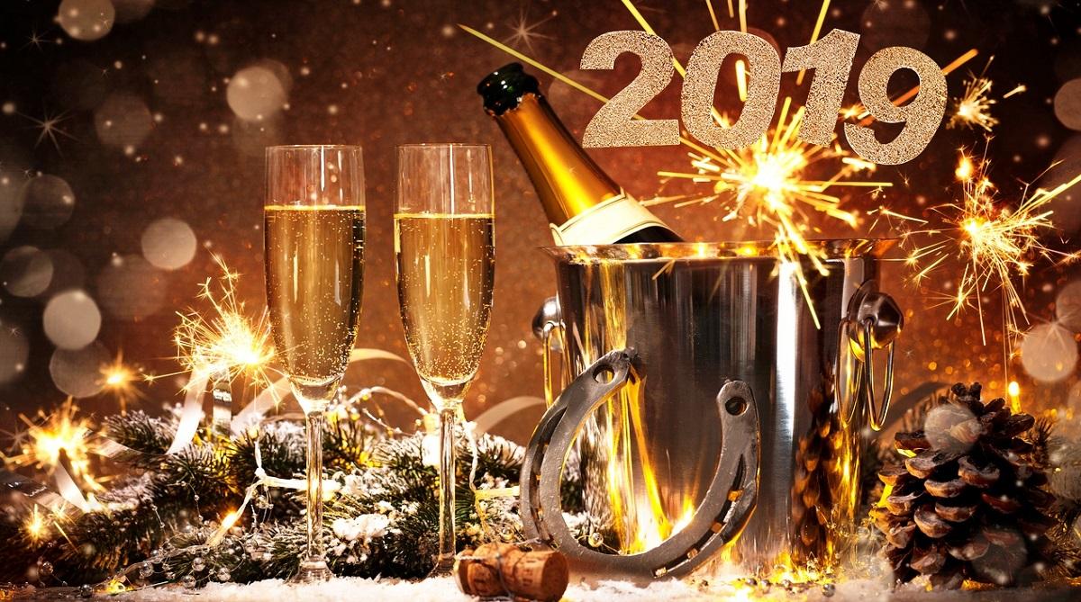 Five ways to savour stress free New Year celebrations