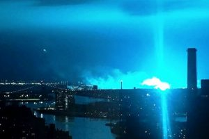 Watch: Massive explosion rattles New York, mistaken for 'alien invasion'