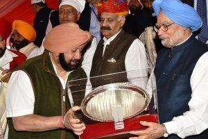 Manmohan Singh, Rahul Gandhi call on indisposed Amarinder Singh