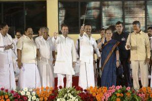Rahul Gandhi as next Prime Minister, exhorts DMK president MK Stalin