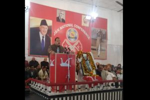 BJP and Congress weakening democracy, says National Conference leader Rana