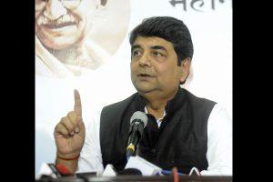 Modi government pressurising Michel to implicate Gandhi family; Congress's response to Javadekar's charge