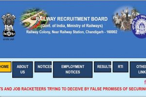 RRB JE recruitment 2019: Detailed Notification released at rrbcdg.gov.in, check vacancy details, selection process here