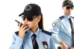 Private security: For safety measures