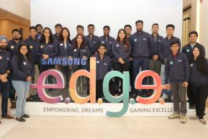 Third Season of Samsung E.D.G.E. 2018 has concluded | MICA Ahmedabad wins first position