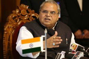 Governor Satya Pal Malik approves bill to seize any Benami property in J-K