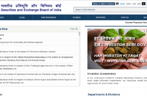 SEBI Assistant Manager Prelims result out | Check now at www.sebi.gov.in