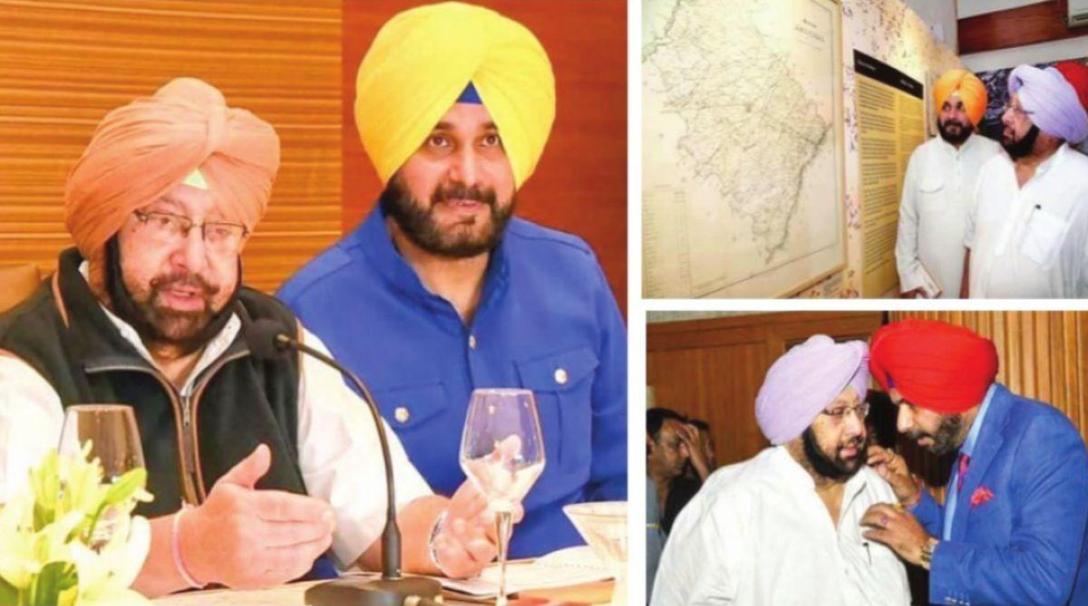 Navjot Singh Sidhu, Pakistan, Kartarpur corridor, Amarinder Singh, Congress
