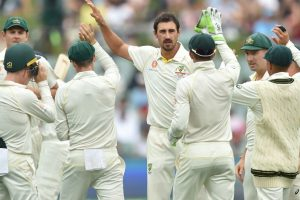 2nd Test: Australia dominate opening session of second day