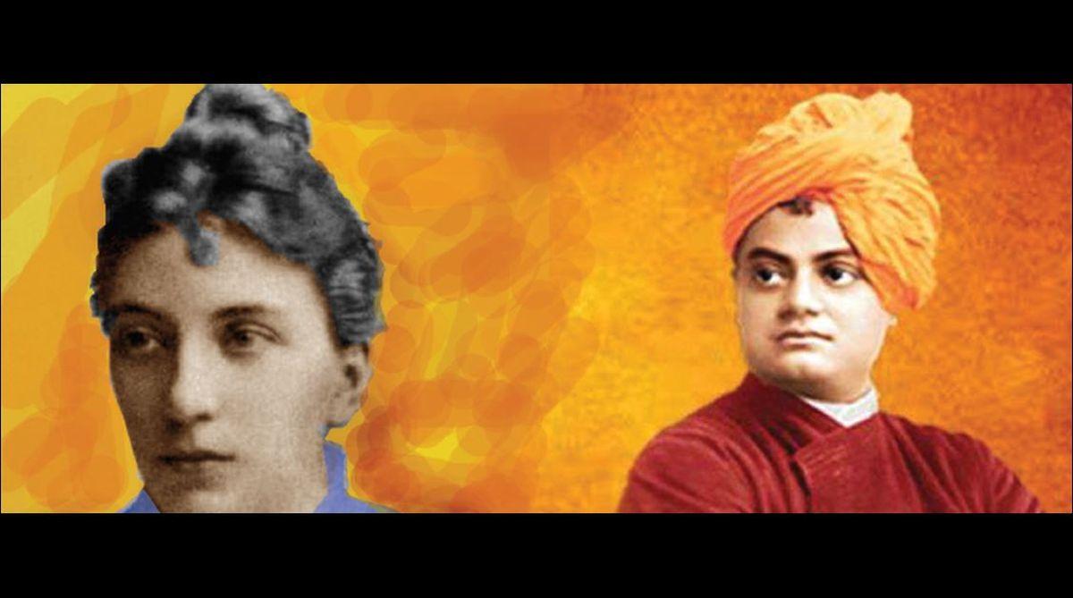 Swami Vivekananda, Miss Mary Hale,George W Hale,Religions,Ceylonese,Davidians