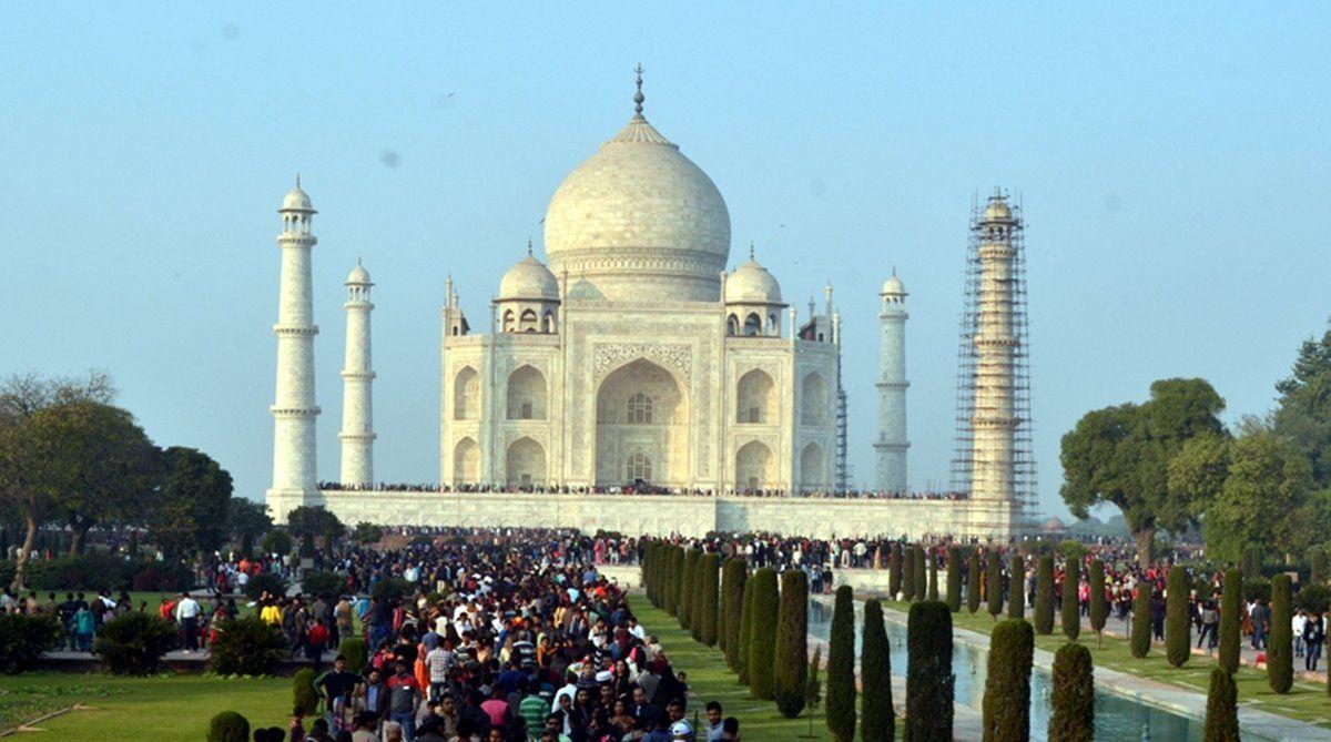 Agra, Taj Mahal, Agra Water Works,Trans-Yamuna colonies, Gangajal pipeline, water crisis, Agra water crisis