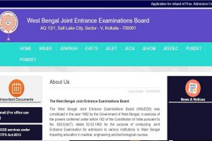 West Bengal JEE 2019: Online application process to start from December 26 at wbjeeb.in, check all details here