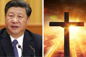 China vs Christians