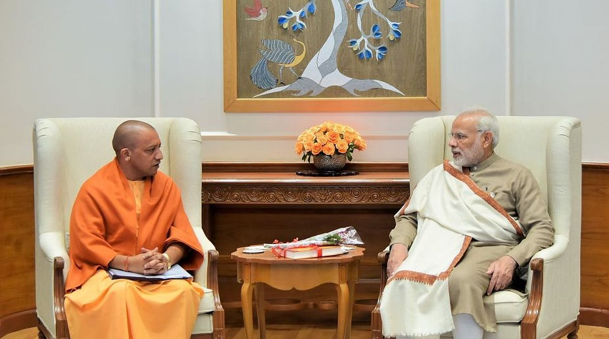 Yogi Adityanath, NDA government, Narendra Modi, Rahul Gandhi,Mani Shankar Aiyar, Shashi Tharoor, civil servants