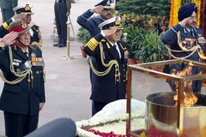 71stArmy Day celebrated at Cariappa Parade Ground in New Delhi