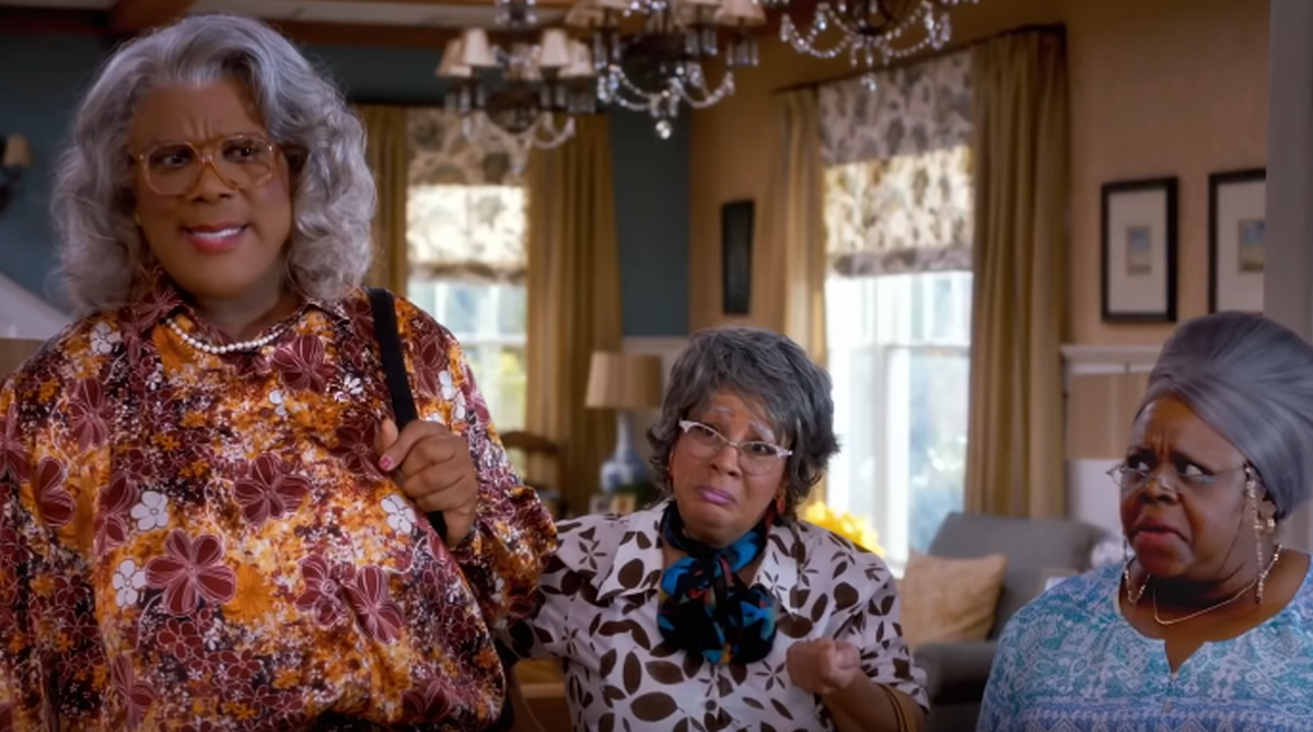 A MADEA FAMILY FUNERAL Trailer # 2 (2019) Tyler Perry