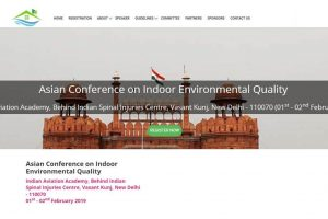 2-day Asian Conference on Indoor Environment Quality in Delhi on 1-2 Feb