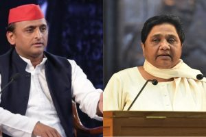 Mayawati, Akhilesh Yadav may announce alliance in joint press conference on 12 Jan