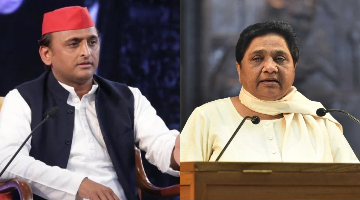 Mayawati, Akhilesh Yadav, Alliance, Joint press conference, Samajwadi Party, Bahujan Samaj Party