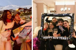 Happy New Year: Here's how Bollywood celebrities welcomed 2019