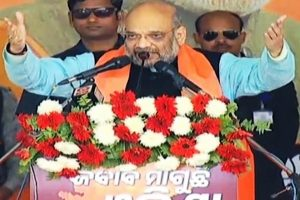 If voted to power, BJP will make Odisha number one state of country: Amit Shah