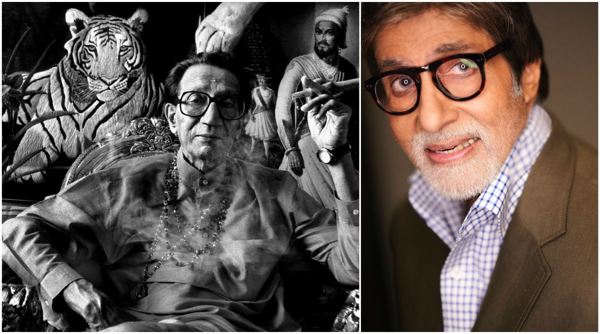 If not for him, I wouldn't be alive today: Amitabh Bachchan on Bal Thackeray