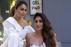 What Women Want: Kareena Kapoor Khan mingles with 'BFF' Amrita Arora