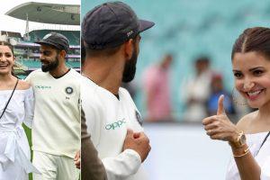 Proud of my love Virat: Anushka Sharma on India's maiden series win in Australia