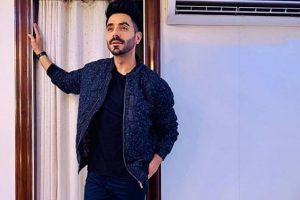 Aparshakti Khurana excited for ABCD 3