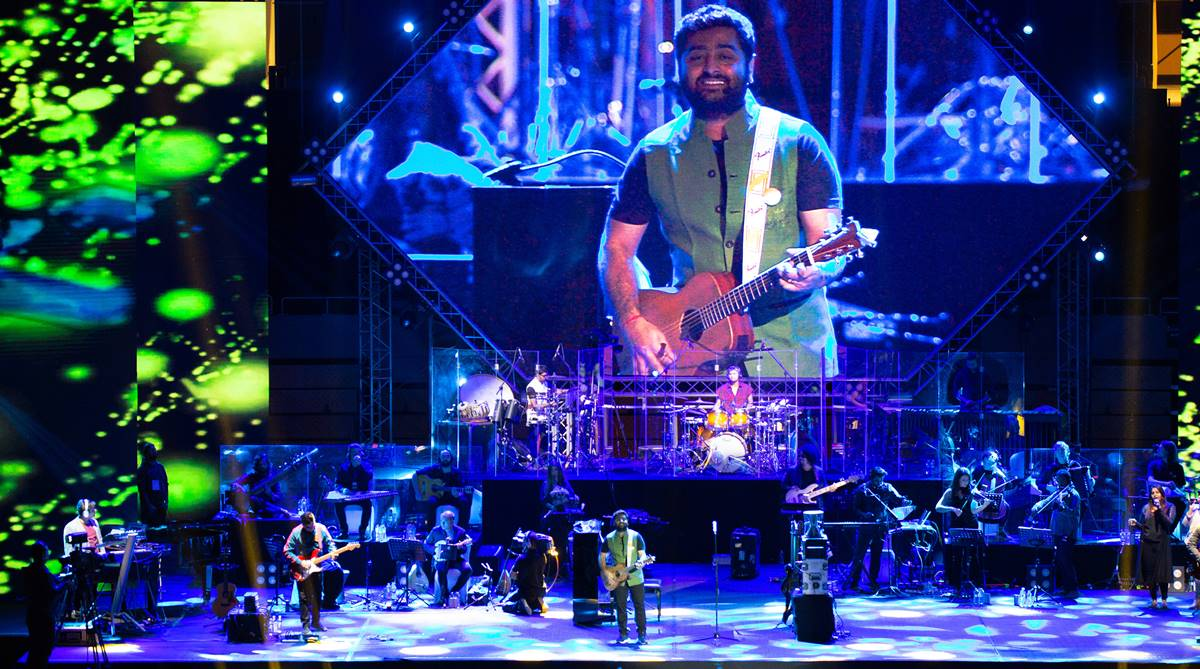 Arijit Singh wants to sing the 2022 World Cup Qatar anthem