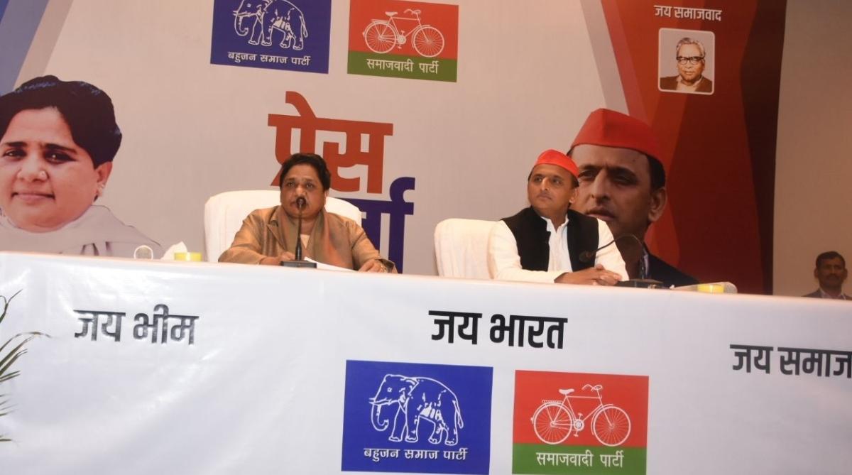 Mayawati, Akhilesh Yadav, BSP-SP alliance, 2019 Lok Sabha polls, BJP