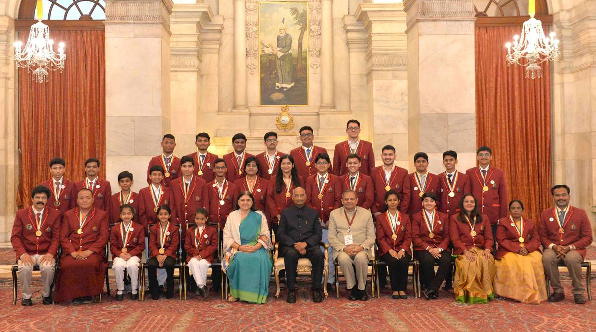 President Kovind awards Bal Puraskar to children | Check full list of winners