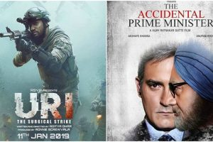 Box office report: URI beats The Accidental Prime Minister