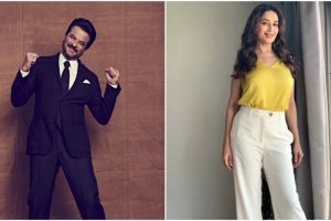 Watch: Anil Kapoor, Madhuri Dixit celebrate 30 years of Ram Lakhan