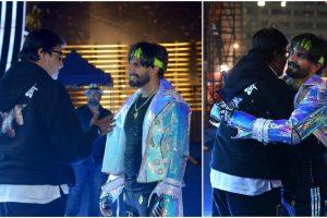 Ranveer Singh calls Amitabh Bachchan 'greatest of all times'