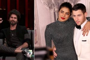 Koffee With Karan 6: Shahid Kapoor has advice for Priyanka Chopra's husband Nick Jonas | See video