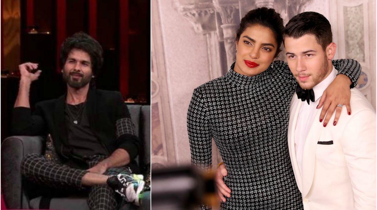 Shahid Kapoor, Priyanka Chopra, Nick Jonas, Koffee With Karan 6, Karan Johar