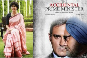 Watch the film, then form opinion: Aahana Kumra on controversy over The Accidental Prime Minister