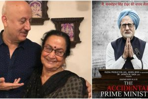 Watch: Anupam Kher gets review for The Accidental Prime Minister, and it comes from 'no-nonsense critic'