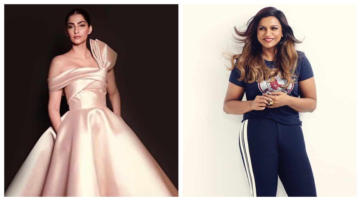 Mindy Kaling calls Sonam Kapoor 'gorgeous and hilarious'