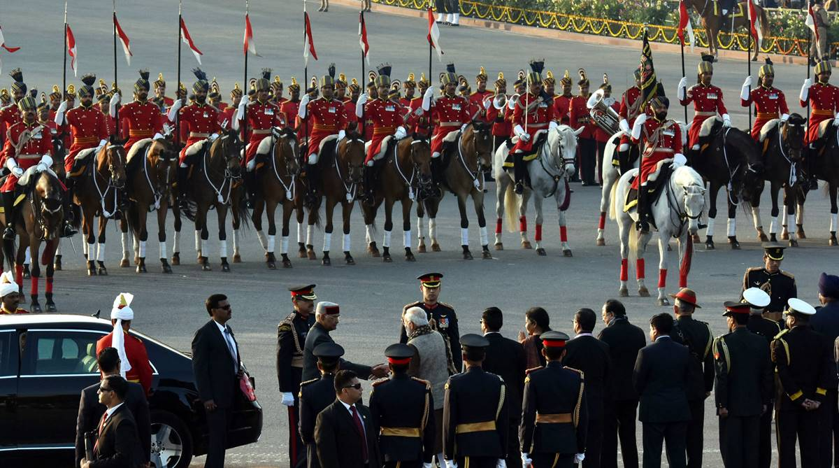 Beating the Retreat ceremony today, Delhi Metro services curtailed